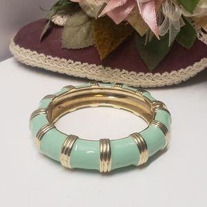 Gorgeous J Crew Mint Green Bracelet